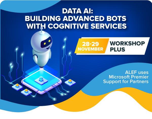 Data AI: Building Advanced Bots with Cognitive Services